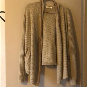Abercrombie hooded sweater